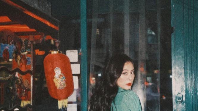 Nữ diễn viên Nam Thư (Ảnh: Facebook)