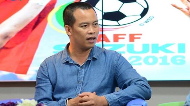 Nhà báo Minh Hải. Ảnh: VOV