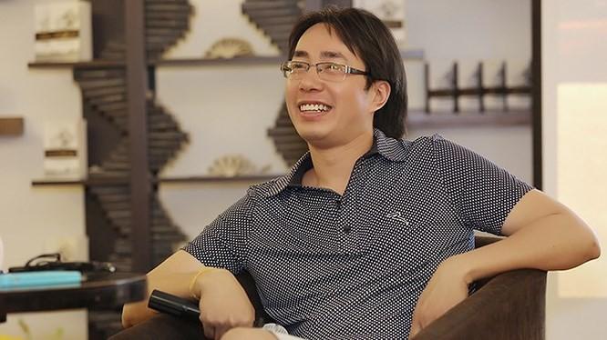 Nhà báo Trương Anh Ngọc. Ảnh: thethaovanhoa.vn.