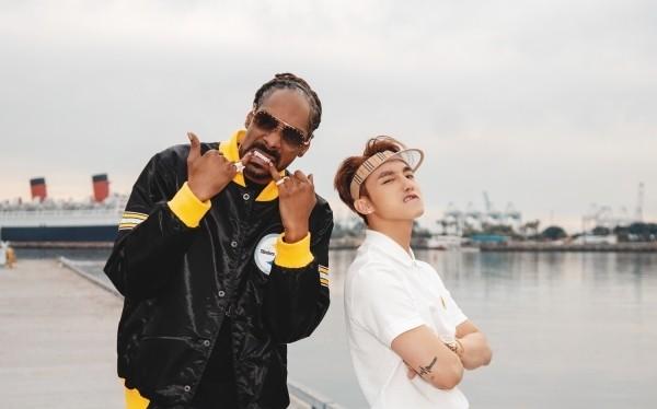Sơn Tùng M-TP xuất hiện cùng rapper Snoop Dogg trong MV Hãy trao cho anh.