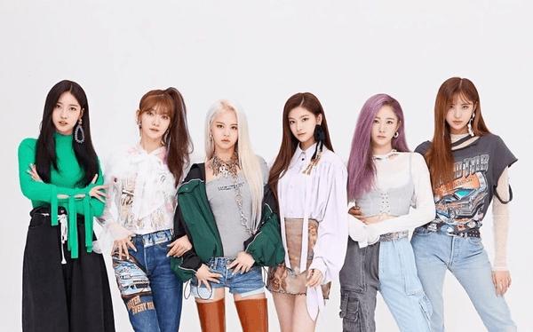 Everglow là nhóm nhạc nữ mới thuộc chủ quản của công ty Yuehua Entertainment