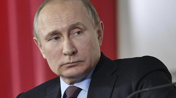 Ông Putin vẫn luôn muốn có một nước Nga hùng cường như thời Liên Xô trước đây.