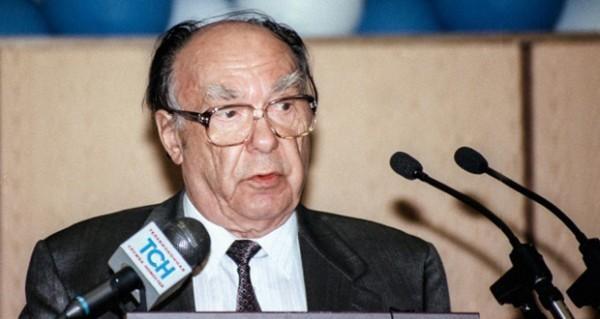 """A.Yakovlev-điệp viên ảnh hưởng của Mỹ và là kiến trúc sư trưởng chương trình """"cải tổ"""", cố vấn đắc lực của M.Gorbachev (Ảnh: Livejournal)"""