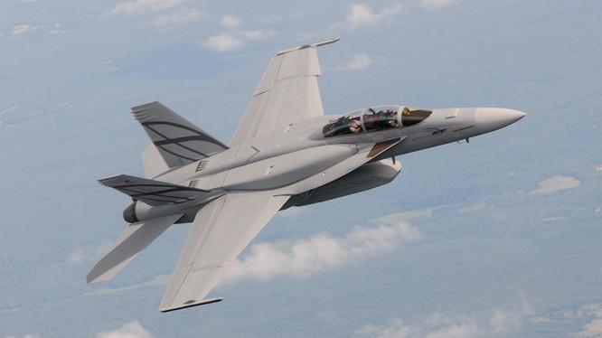 Chiến đấu cơ F/A-18 của quân đội Mỹ
