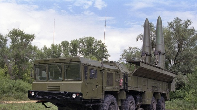 Hệ thống tên lửa đạn đạo di động Iskander-M của Nga