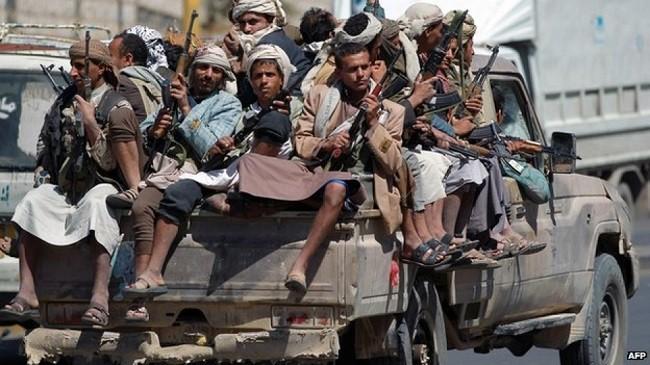 Phiến quân Houthi ở Yemen