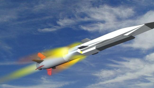 """Tên lửa chống tàu cực siêu thanh Nga """"Zircon"""" đồ họa 3D"""