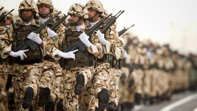 Iran có tiềm lực quân sự hùng mạnh