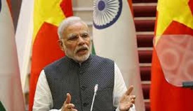 Thủ tướng Ấn Độ Modi