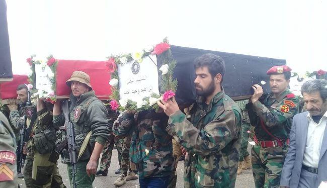Mỹ giết 100 lính thuộc quân đội chính phủ Syria trong trận tấn công vào Deir Ezzor.
