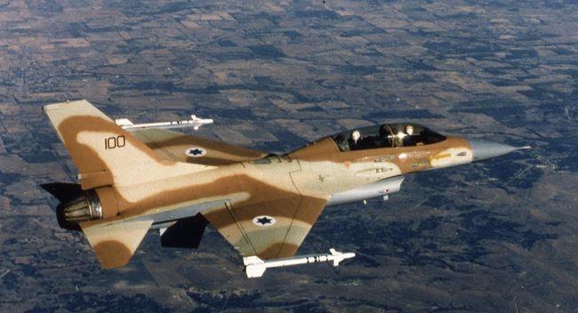 Máy bay chiến đấu F-16 của Israel