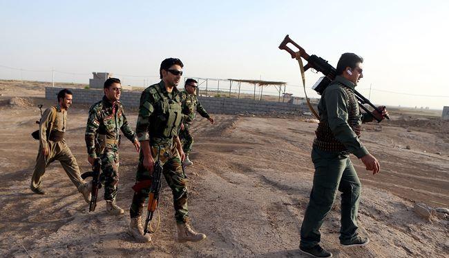 Các tay súng lực lượng dân quân người Kurd (YPG) - ảnh minh họa South Front