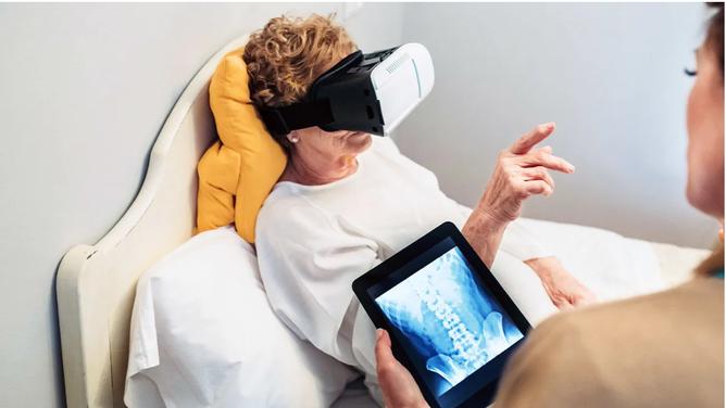 Công nghệ thực tế ảo có thể giúp giảm đau