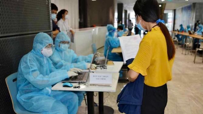 Triển khai nhanh hệ thống quản lý tiêm chủng trên nền tảng CSDL quốc gia về dân cư