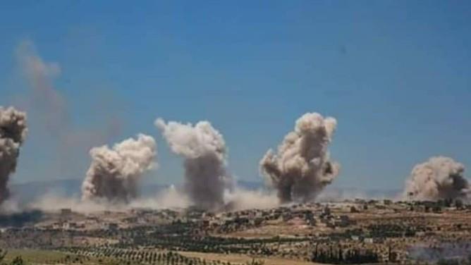 Không quân Nga tiếp tục dội lửa bất chấp sự can thiệp của Thổ Nhĩ Kỳ