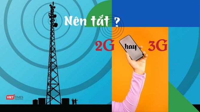 Phần 6: Việt Nam nên tắt 2G hay 3G?