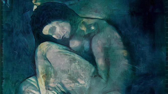Khôi phục tác phẩm của họa sĩ Picasso nhờ công nghệ AI