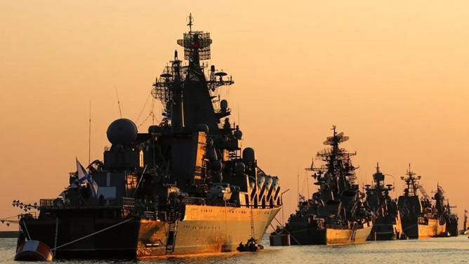 """Nga: Tình hình căng thẳng trên Biển Đen bị đẩy lên """"một cách cố ý"""" bởi các thế lực bên ngoài"""