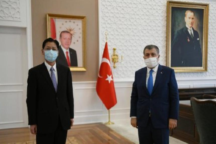 Ngoại giao Chiến lang lại gây nên rắc rối trong quan hệ giữa Thổ Nhĩ Kỳ và Trung Quốc
