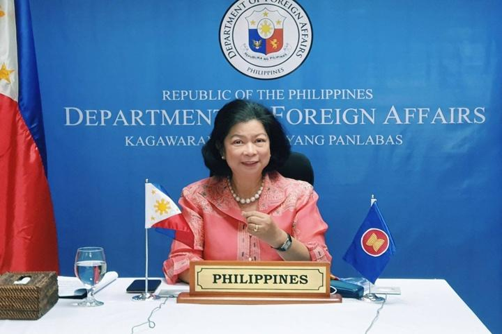 Thứ trưởng Ngoại giao Philippines triệu tập Đại sứ Trung Quốc tới bày tỏ