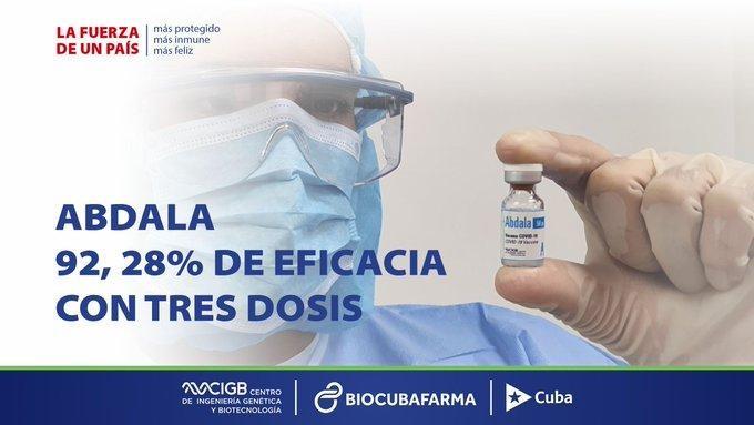 Vaccine COVID-19 của Cuba mà Việt Nam định nhập hiệu quả ra sao?