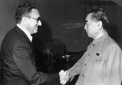 Chuyến thăm bí mật của Henry Kissinger tới Bắc Kinh 50 năm trước diễn ra thế nào?