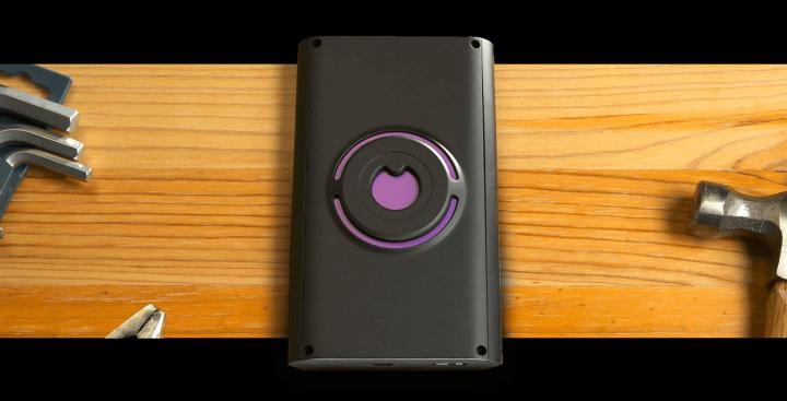 """""""Nhìn xuyên tường"""" với thiết bị ngoại vi trên smartphone"""