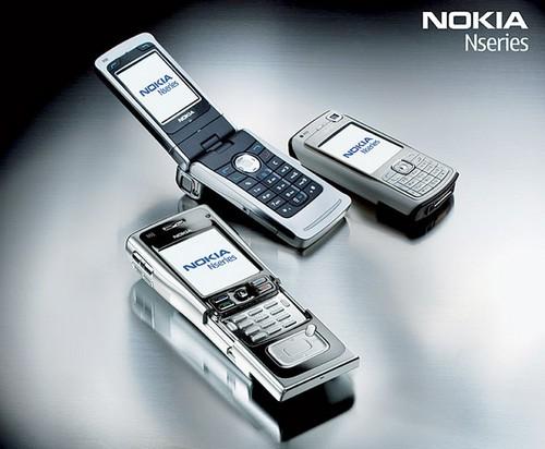Hãng sản xuất smartphone cho Nokia đăng ký thương hiệu N-series