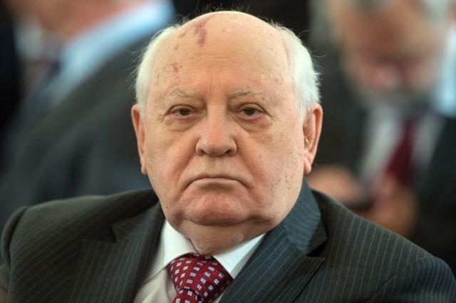 Tổng thống Putin chúc mừng ông Gorbachyov nhân sinh nhật lần thứ 86