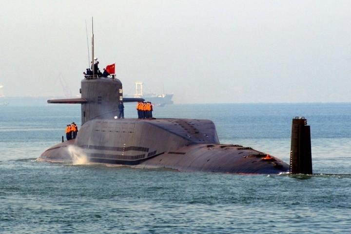 """Bí mật về """"át chủ bài"""" tàu ngầm hạt nhân Trung Quốc"""