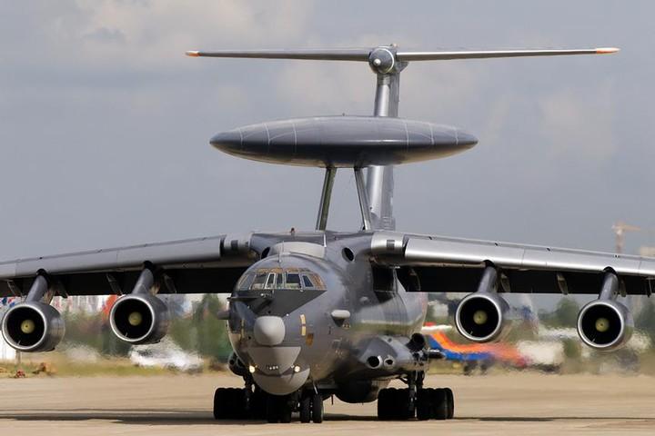 Nga dẫn trước Mỹ về máy bay cảnh báo sớm và máy bay chiến đấu thế hệ thứ năm?