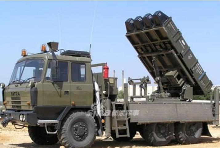 Sina: Tên lửa Việt Nam mua từ Israel ảnh hưởng đến cán cân sức mạnh ở Biển Đông