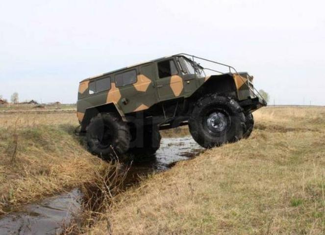 Nga hợp tác với Việt Nam chế tạo xe quân sự