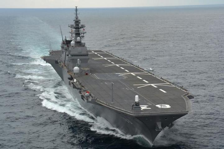 Nhật sẽ sớm có tàu sân bay mang F-35B, liên tiếp hạ thủy chiến hạm và tàu ngầm