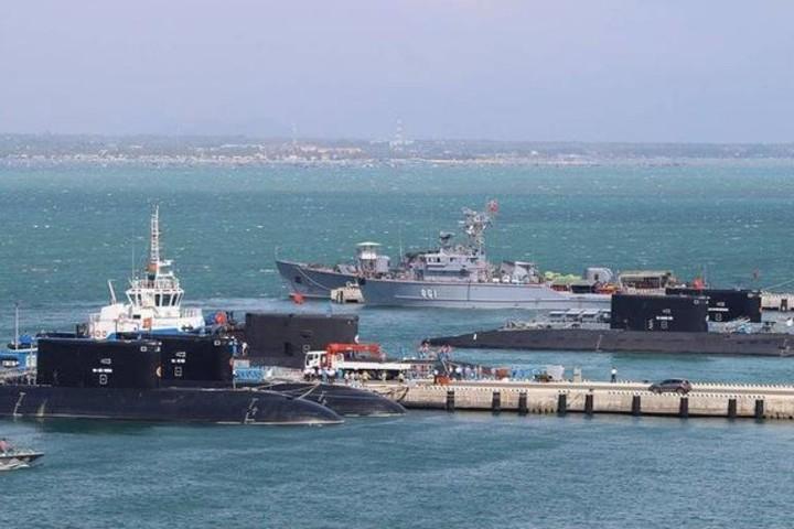 Tàu ngầm Kilo Việt Nam uy lực đột phá khiến báo Trung Quốc ớn
