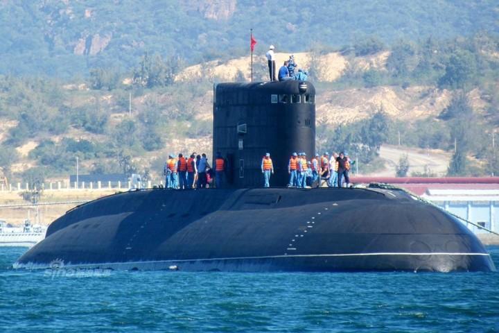 """Báo Mỹ: """"Việt Nam mua 6 tàu ngầm Kilo là món hời lớn"""""""