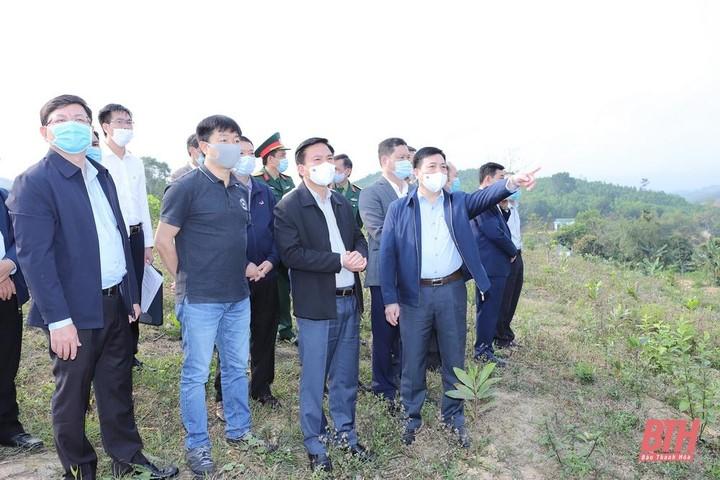 Sun Group đầu tư gần 35.000 tỉ đồng vào Thanh Hóa để