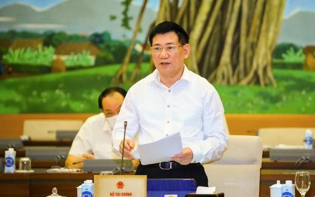 Bộ trưởng Tài chính: 'Ngân sách nhà nước rất khó khăn, ngân sách trung ương gần như không còn đồng nào, ngân sách dự phòng thì hết'