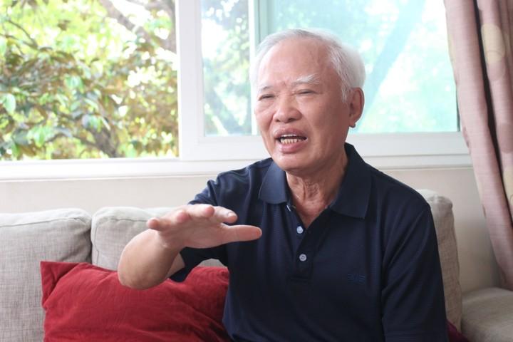 Ông Vũ Khoan: Mỹ sẽ không để Trung Quốc muốn làm gì thì làm