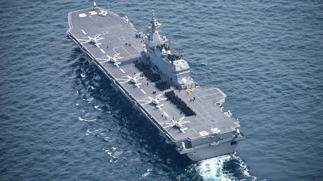 Chớ lầm tưởng Trung Quốc, hải quân Nhật Bản mới mạnh nhất châu Á