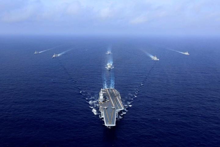 """Căng thẳng đột biến: Mỹ, Trung Quốc rầm rộ điều quân trên 2 vùng biển """"nóng"""""""
