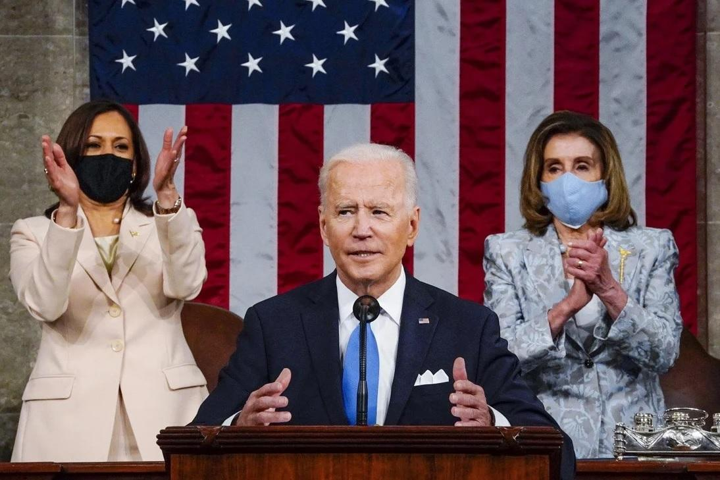 """Tổng thống Mỹ Joe Biden: """"Trung Quốc đang thu hẹp khoảng cách rất nhanh"""""""