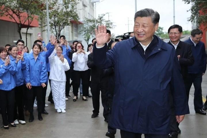 """Chủ tịch Tập Cận Bình: Trung Quốc """"không thể bị đánh bại"""" bất chấp nhiều thách thức"""