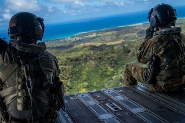 """Quốc đảo nhỏ trên Thái Bình Dương trở thành """"chiến trường"""" giữa Mỹ và Trung Quốc"""