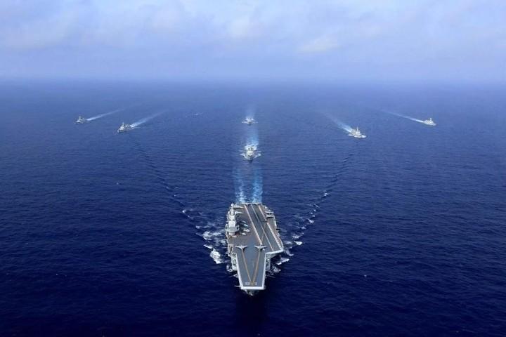 Hàng không mẫu hạm Trung Quốc: Liệu PLA đã đủ sức cạnh tranh với Mỹ?