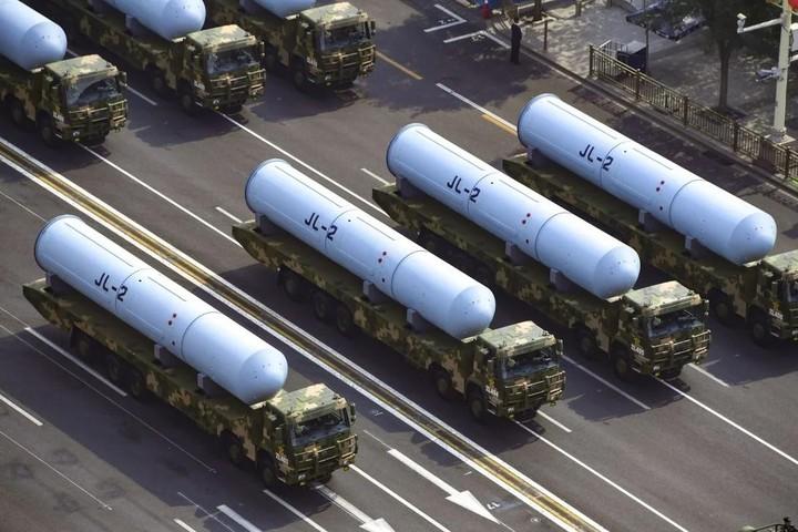"""""""Trung Quốc nên cân nhắc dùng vũ khí hạt nhân trước"""" do sức ép từ Mỹ"""