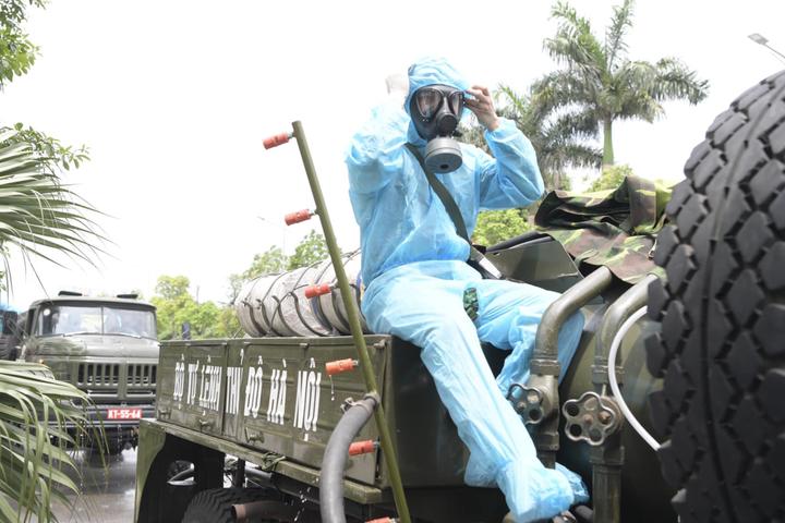 28 ca mắc COVID-19 mới ở BV Bệnh Nhiệt đới Trung ương và 5 tỉnh, thành phố