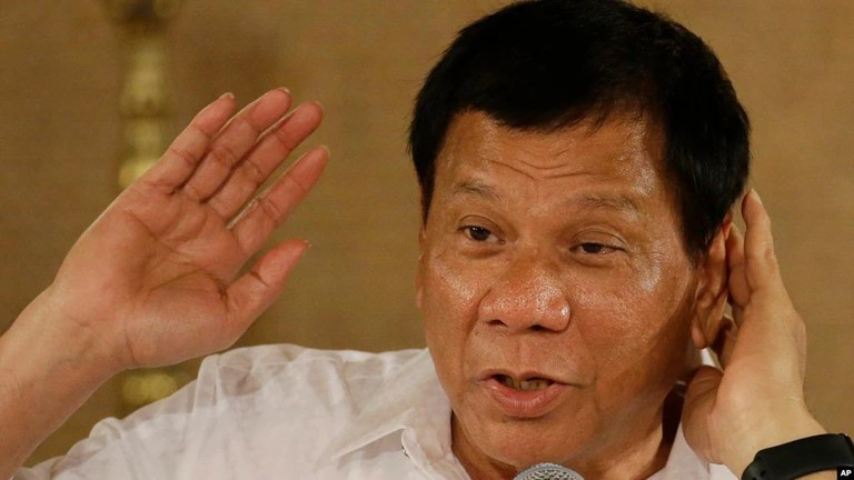 Chính sách thân Trung Quốc thất bại, ông Duterte sẽ quay trở lại với Mỹ!