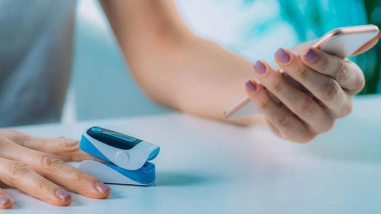 Những ứng dụng giúp đo nồng độ oxy trong máu SpO2 bằng smartphone