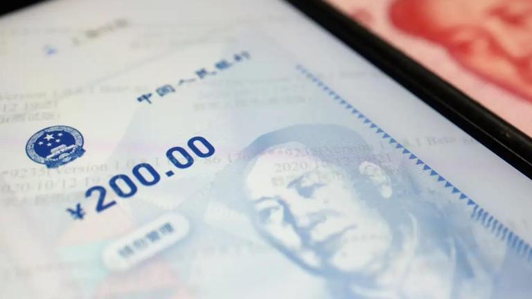Đồng Nhân dân tệ số của Trung Quốc có thể đặt ra thách thức đối với đô la Mỹ